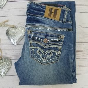 Trademark H jeans NEW Size 3/4